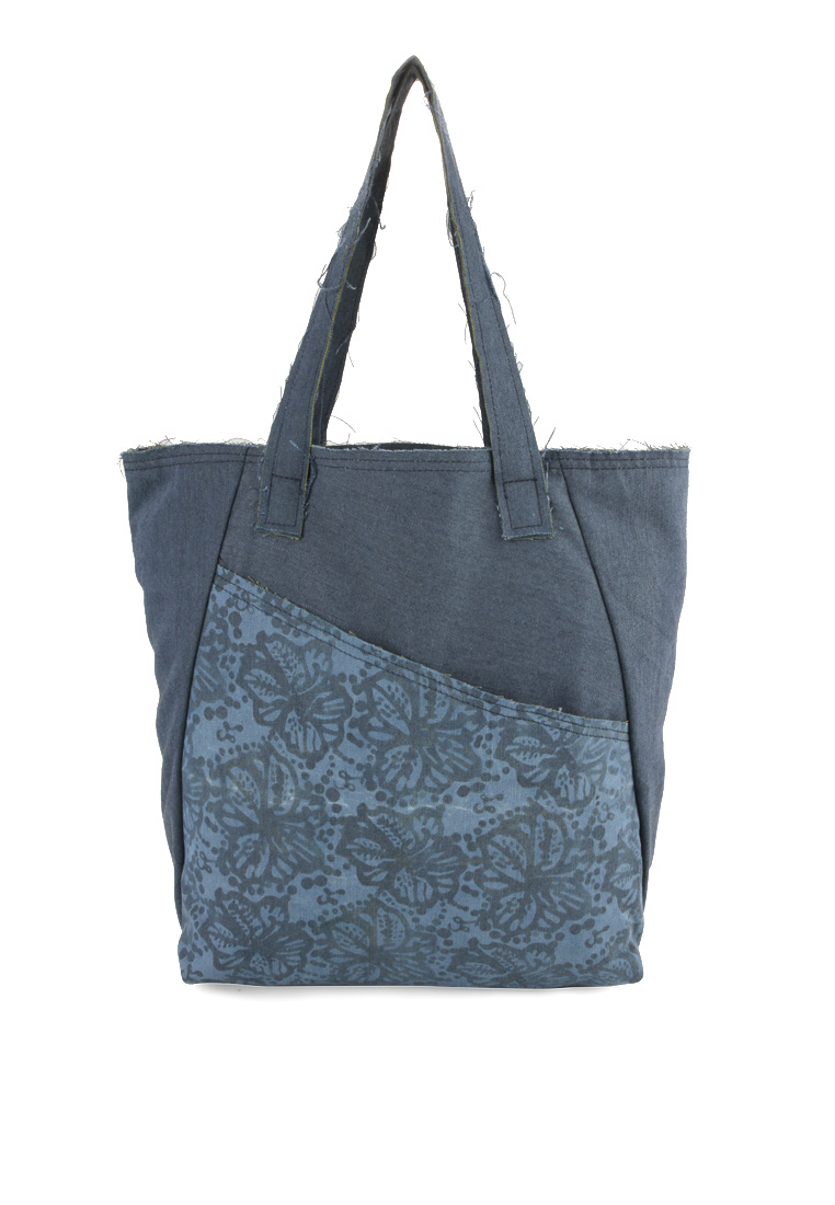 Maretta Tote Bag [Flower Green]
